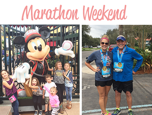 Disney_marathon Weekend